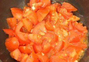 टमाटर की सब्जी