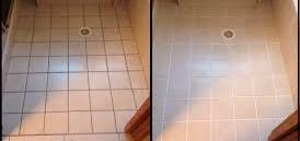 बाथरूम टाइल