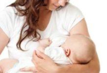 स्तनपान के फायदे