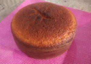 कुकर केक