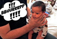 Burping-reasons