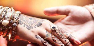 विवाह के वचन प्रतिज्ञा