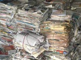 रद्दी अख़बार के उपयोग