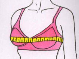 ब्रा कौनसे साइज़ की पहने