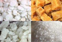 खांड मिश्री गुड़ बुरा चीनी में फर्क