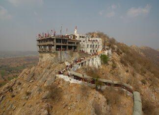 बाँकी माता रायसर जयपुर दर्शन